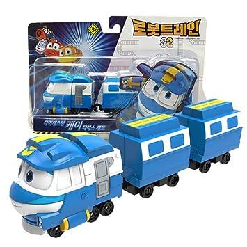 Robot Trains Figura transformable Deluxe ALF-80185 80185 NC