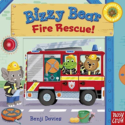 Bizzy Bear: Fire Rescue! (Buzzy Bear)