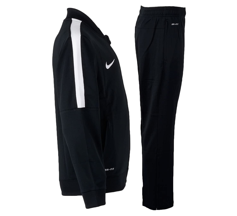 Nike Academy B SDLN KNIT WARM UP Tracksuit Bottoms, Black/White, Grey -  Grey: Amazon.co.uk: Sports & Outdoors