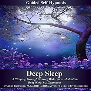 Deep Sleep Guided Self Hypnosis Audiobook
