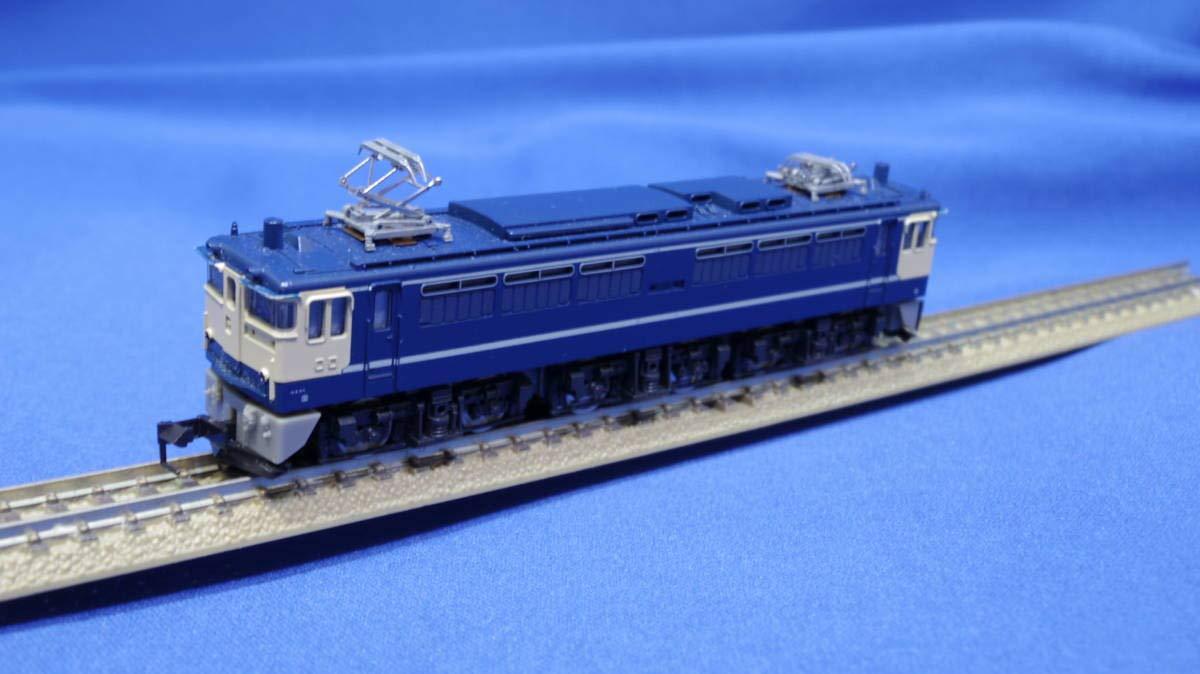 KATO EF65-1000形と24系25型寝台客車 5両 ブルートレイン B07KVLSS8B