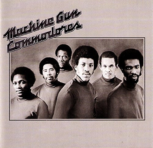 Where to find commodores machine gun cd?