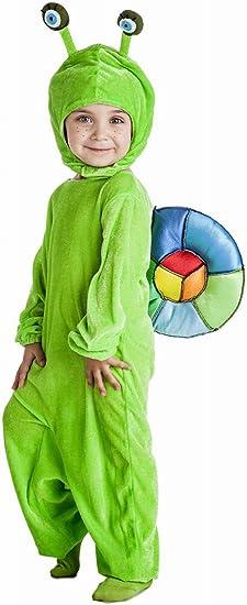 Disfraz de Caracol Infantil (5-6 años): Amazon.es: Juguetes y juegos
