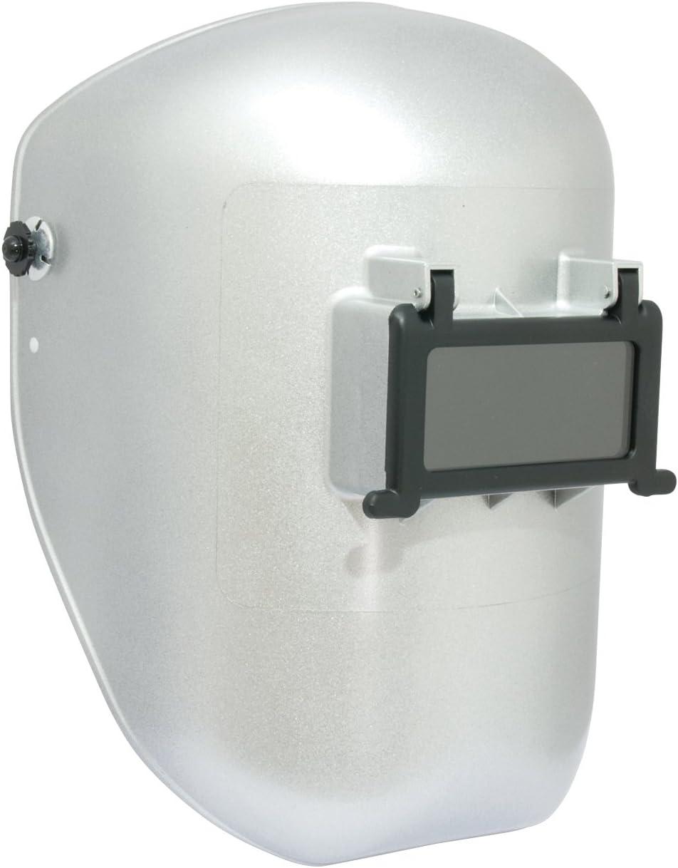 Fibre-Metal by Honeywell 5906SR 10 Piece Helmet, Silver