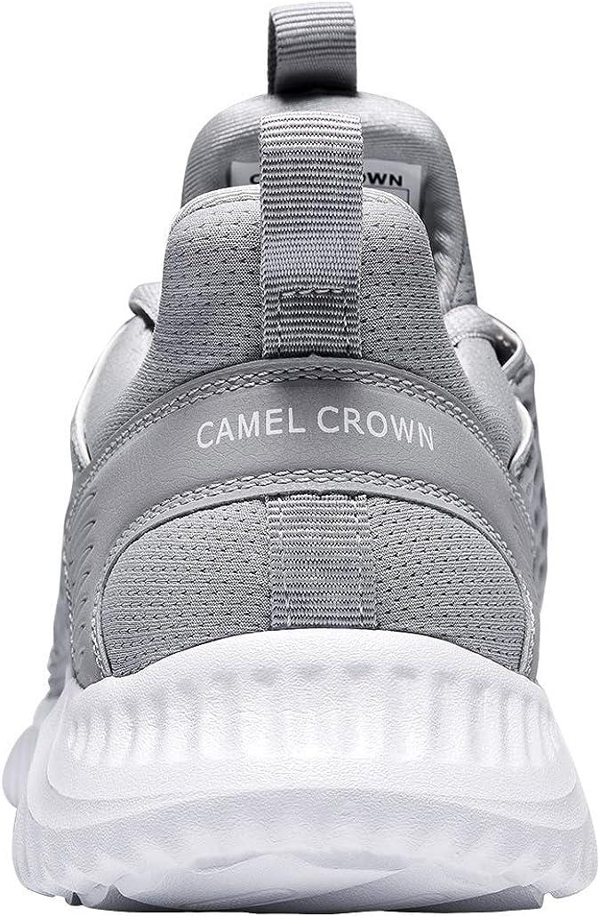 CAMEL CROWN Calzado Deportivo Hombre Correr Entrenadores atléticos ...