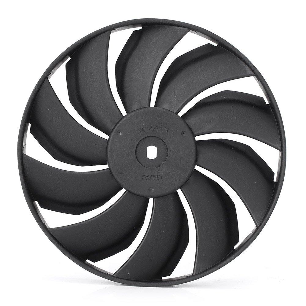 Amazon.com: GZYF Motorcycle Engine Radiator Cooling Fan ...