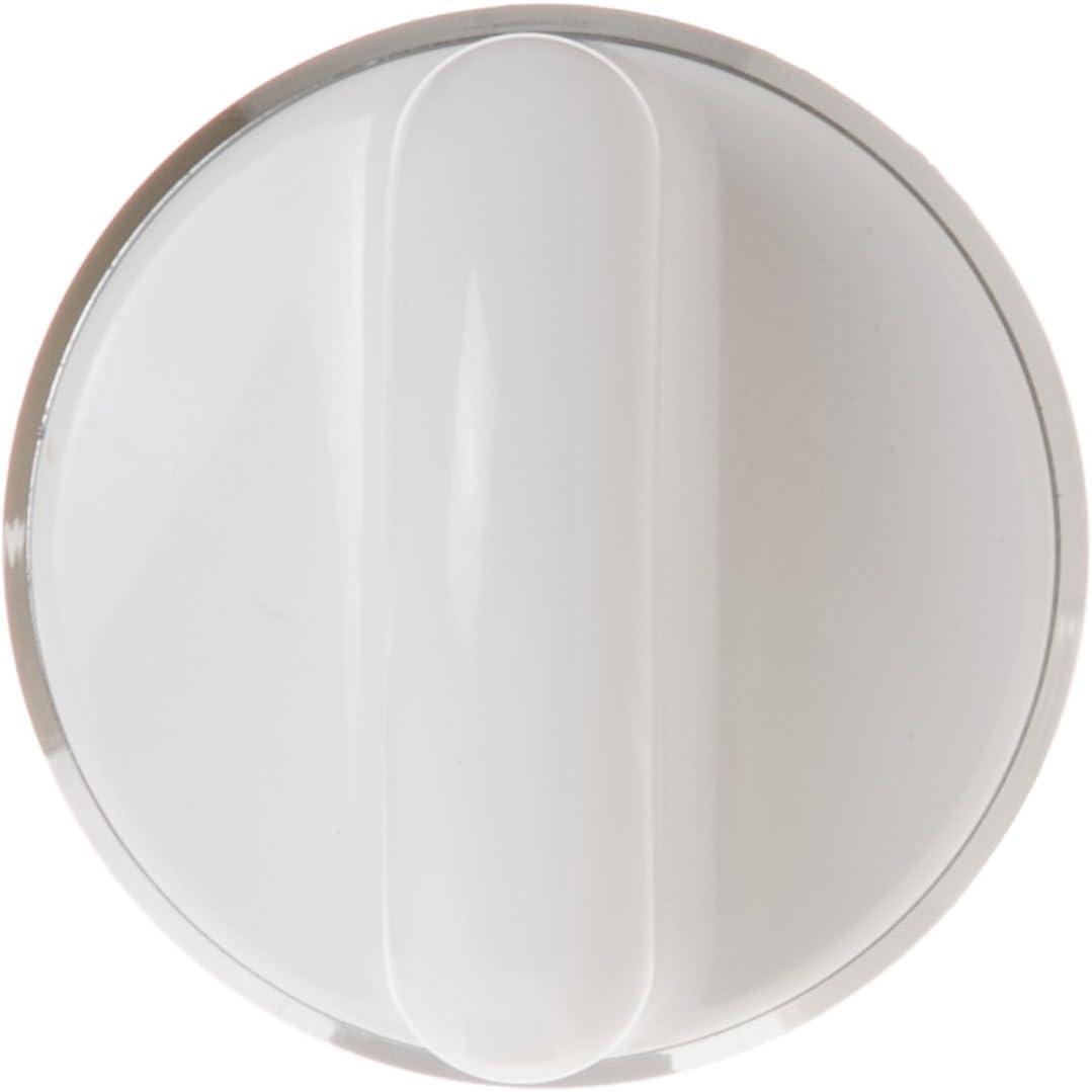 General Electric WH01X10310 Washing Machine Control Knob. White
