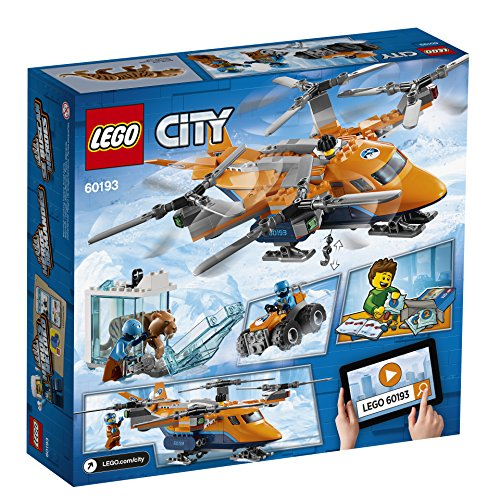 LEGO City Arctic Air Transport 60193 Building Kit (277 Piece) by LEGO (Image #4)