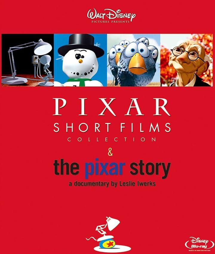 ピクサー・ショート・フィルム & ピクサー・ストーリー