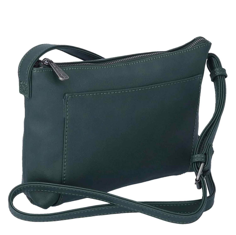 Fritzi aus Preussen Women's Kama Cross-Body Bag Green (Dark Green)