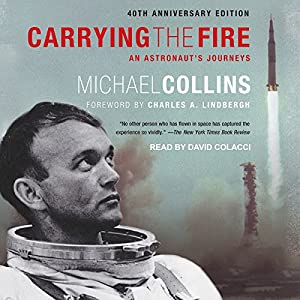 Carrying the Fire Audiobook