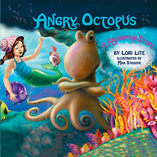 Angry Octopus: An Anger Management Story introducing active progressive muscular