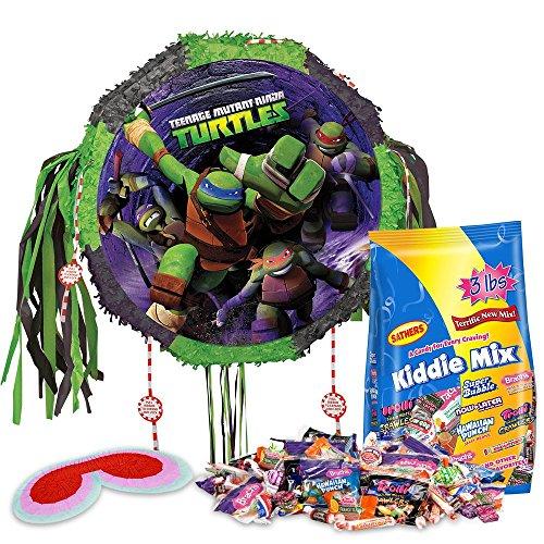 Ninja Turtles Pop Out Pinata Kit (Each)