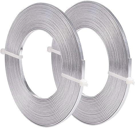 Filo di alluminio 1,5/mm x 3/m
