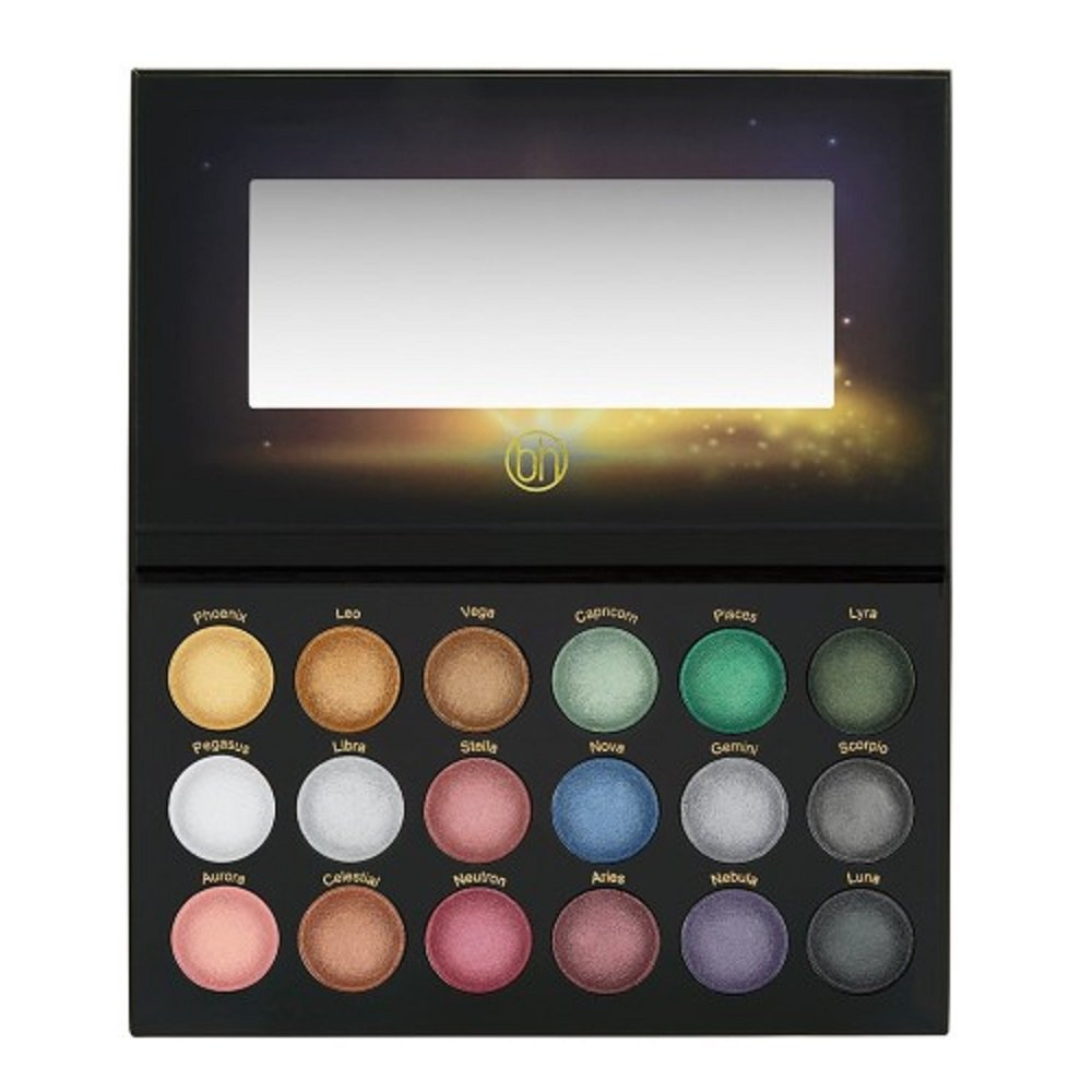 bhcosmetics Supernova - 18 Color Baked Eyeshadow Palette