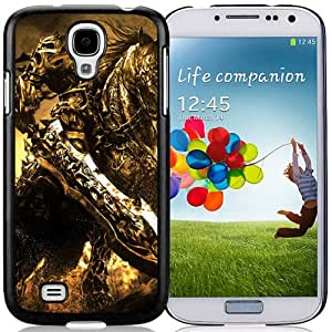 New Fashion Custom Designed Skin Case For Samsung Galaxy S4 I9500 i337 M919 i545 r970 l720 Phone Case With Phone Case For Darksiders Wrath of War Artwork Phone Case Cover