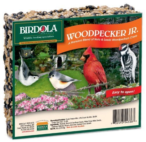 Birdola Woodpecker Junior Seed Cake