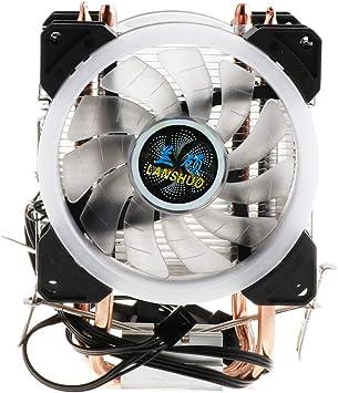 non-brand 2 Tubos De Calor 3 Cables con Disipador De Calor del ...