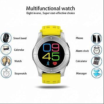 Montre Connectées Sports Montre Bluetooth Smartwatches,dActivité Fitness,Appareil photo à distance