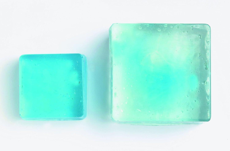 Gieß harz-Form Quadrat [Spielzeug] GLOREX GmbH