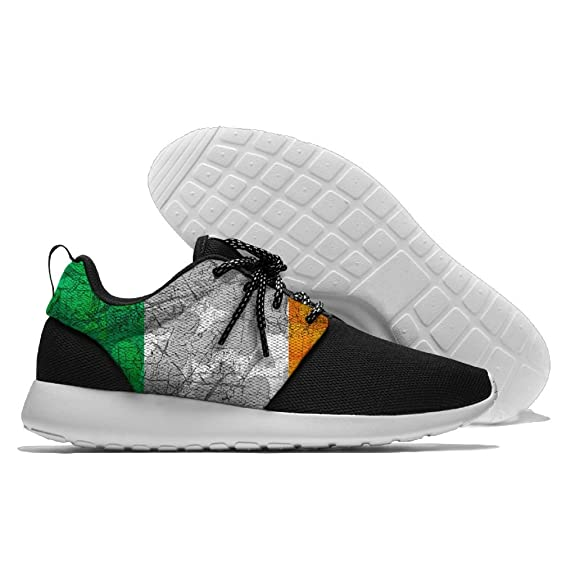 Flag Of Ireland Jogging Shoes Sport Sneakers Casual Shoes