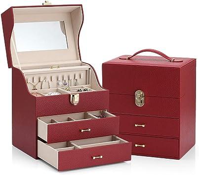 Caja para Joyas/Caja Joyero Caja de joyería creativa ...