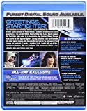 The Last Starfighter - 25th Anniversary Edition (Warcraft Fandango Cash Version) [Blu-ray]