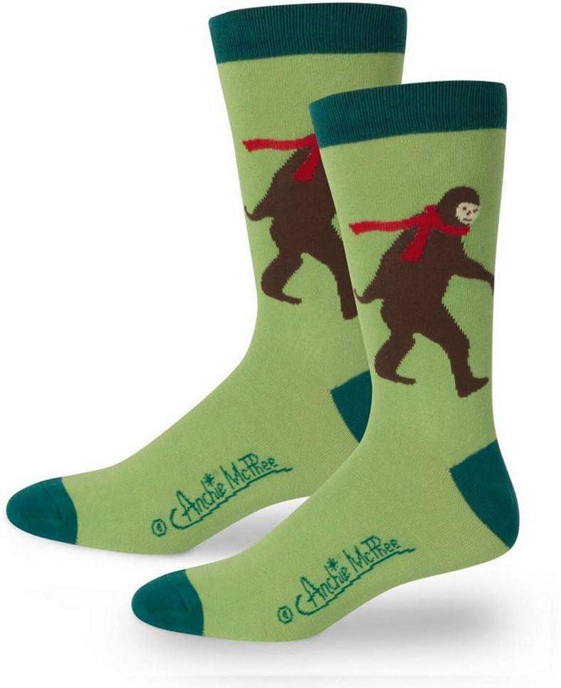 Bigfoot Mens Crew Socks