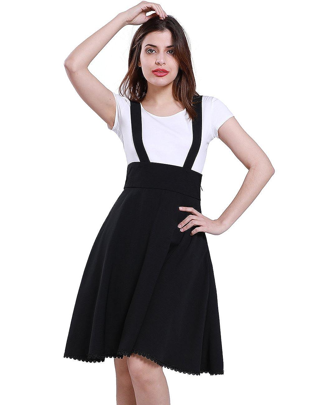 c9927760673 Top 10 wholesale Suspender High Waist Skirt - Chinabrands.com