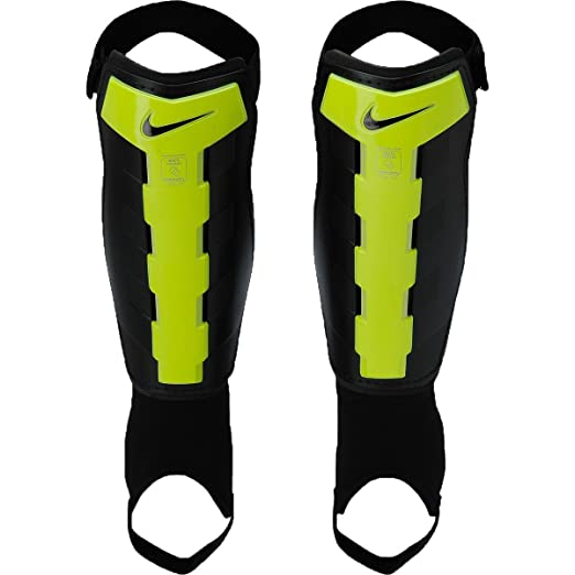 Amazon.com   Nike Charge Soccer Shin Guards c48eb3bd3598