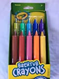 Crayola Bathtub Markers with 1 Bonus Extra