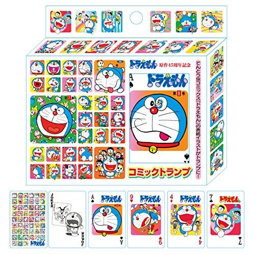 Doraemon 45th Anniversary Comic Cards