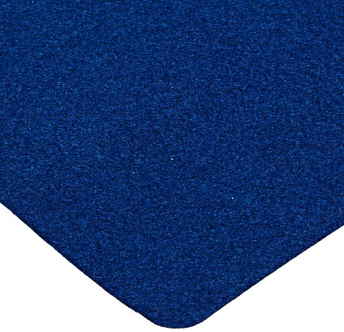School Specialty Dry Mate Protective Sand and Water Floor Mat, 54 x 72 Inches, Blue - 203877