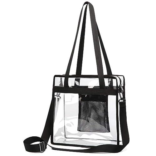 Amazon.com: Bolso transparente de bolsa, bolsa transparente ...