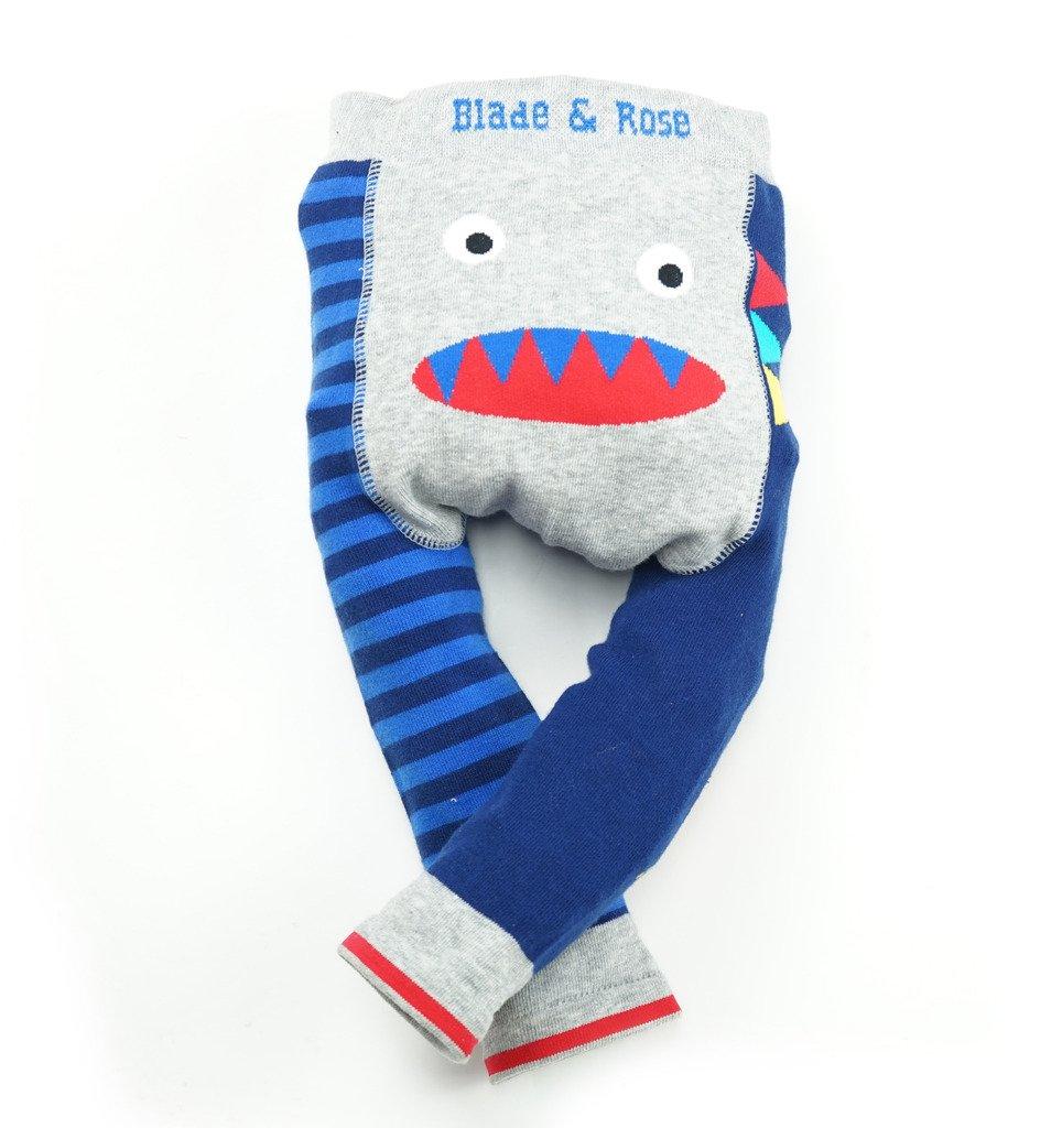 Blade & Rose Ziggy Monster Leggings (0-6 Months)