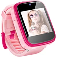 Yehtta Kids Smart Watch, Built in Selfie-Camera, Gift for Boys Girls Age 3-10, Multi-Function…