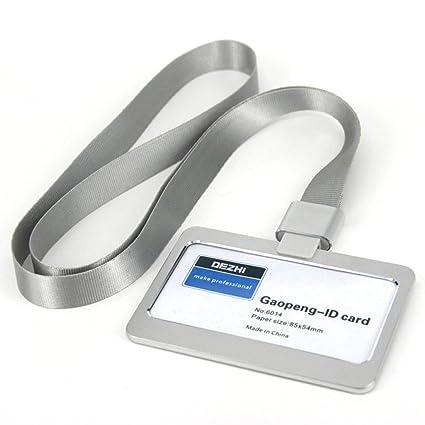 DEZHI-6012/6014+2205 - Funda para tarjeta identificativa de ...