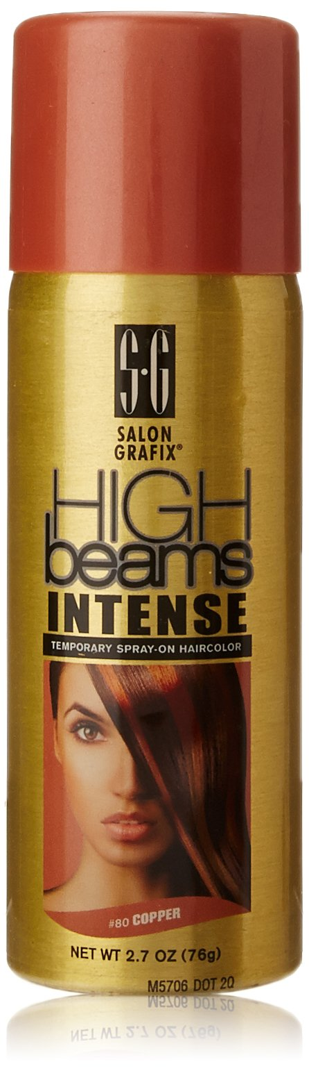 Amazon High Beams Intense Temporary Spray On Hair Color