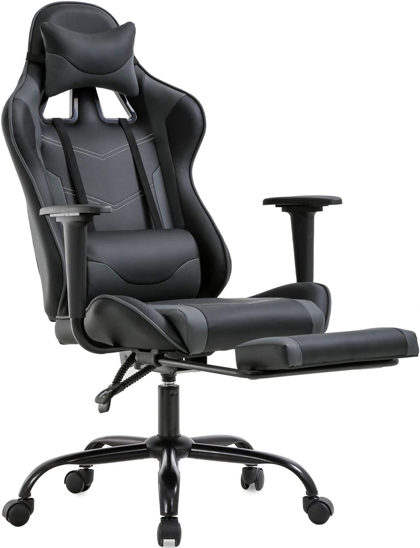 High-Back Ergonomic PC Gaming Desk Chair