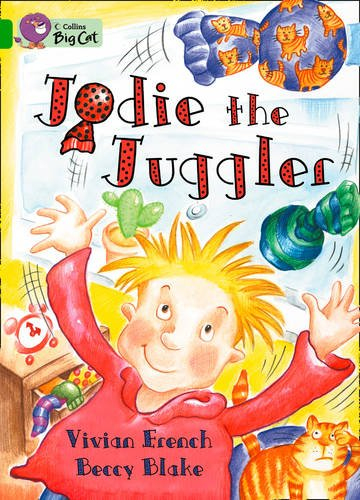 Download Jodie the Juggler (Collins Big Cat) ebook