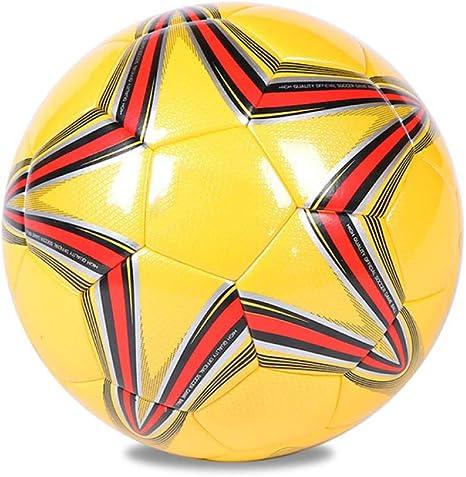 Z1 No. Balón de fútbol estándar de PVC Cosido a máquina para ...