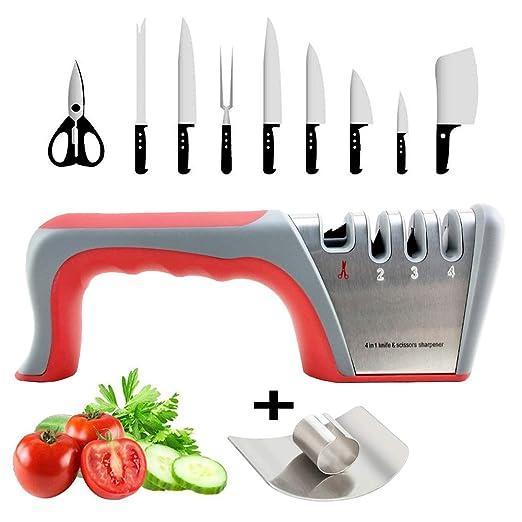 Afiladores de cuchillos manuales, afiladores de cuchillos y ...
