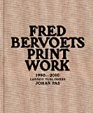 Fred Bervoets, Johan Pas, 9020997319
