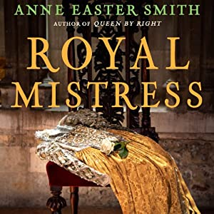 Royal Mistress Audiobook