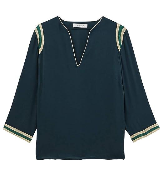 Promod Top à Galon Femme  Amazon.fr  Vêtements et accessoires 0d284b97e2b