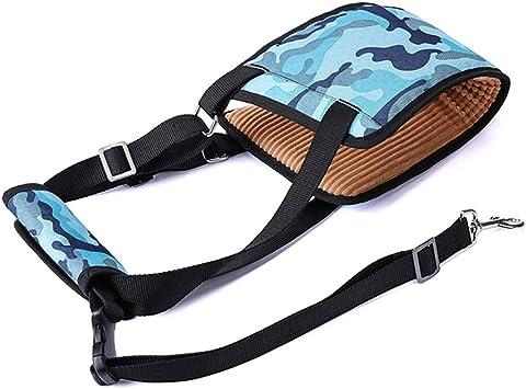 XDYFF Cinturón de Seguridad para Perro, arnés para Mascotas ...