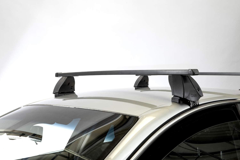 Dachtr/äger K1 MEDIUM kompatibel mit Toyota C-HR ab 16 5T/ürer VDP 3X Fahrradtr/äger Bike Pro