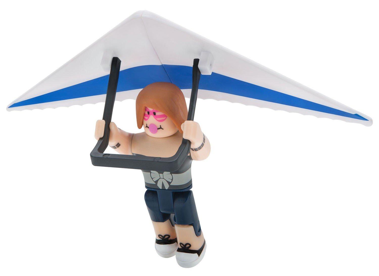 Juguete figura Roblox personaje parapente muñeco