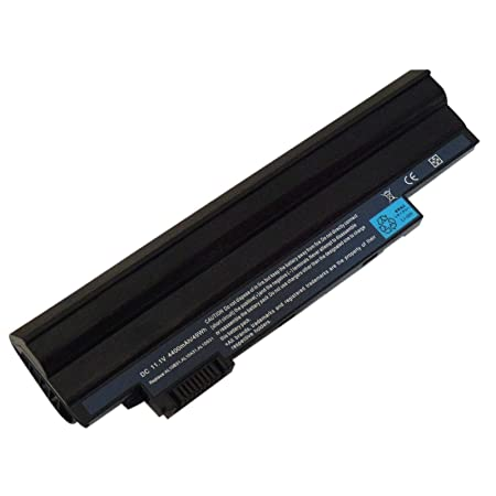 Laptop-Akku Aspire One D255 11.1 4400mAh/49Wh kompatibel mit Acer Aspire One 360 | 522 | 722 | D255 | D260 | D255E | D257 | D