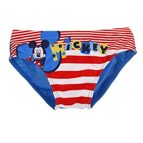 Disfraz Playa Mickey Mickey Ratón Disney slip Mutandina bebé ...